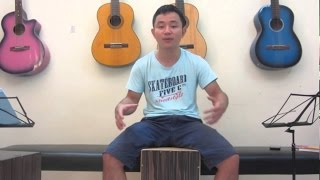 Gặp gỡ cha đẻ của trống cajon made in Việt Nam | VTC