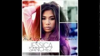 Jessica Sanchez - Tonight ft. Ne-Yo w/ Lyrics - HD