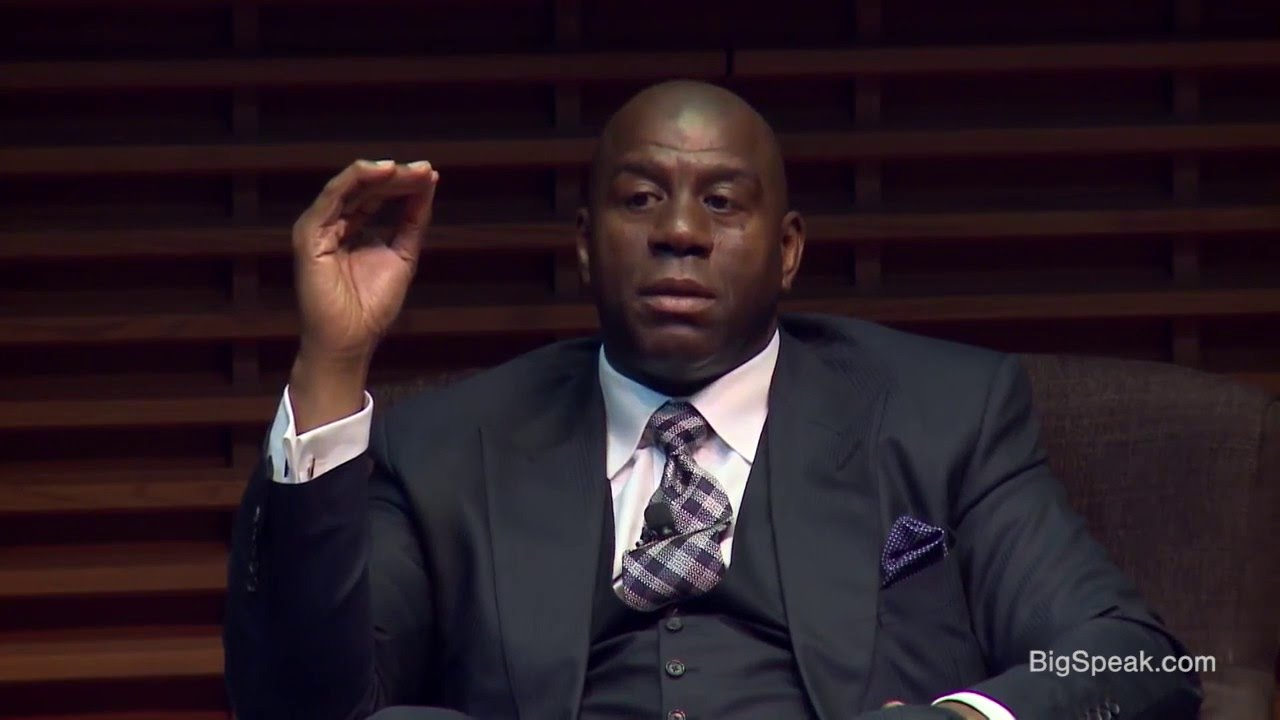 Earvin Magic Johnson - Understand Your Customers and Over ...