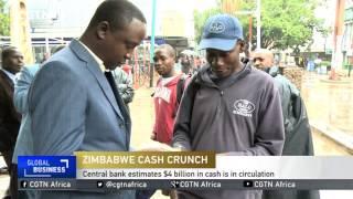 (LIVE) Zimbabwe Cash Crunch
