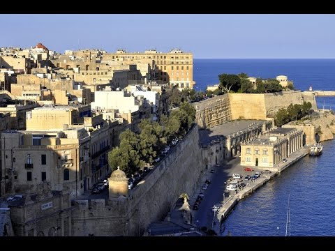 Life in 2 minutes: Malta 2014, Valletta!