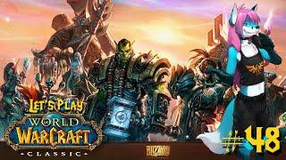 Let's Play World of Warcraft Classic #48 - Edelsteine aus der Miene [Blind/Deutsch/HD]