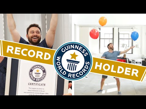 We Broke A World Record!