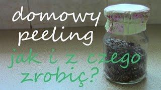 Domowy peeling -jak i z czego zrobić? kajmanowa