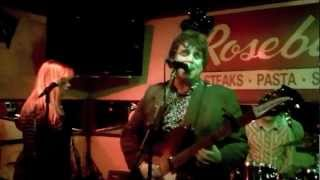 "Corin Ashley - ""Dandelion"" (Stones cover) at Rosebud Bar & Grill on 03/14/2013"