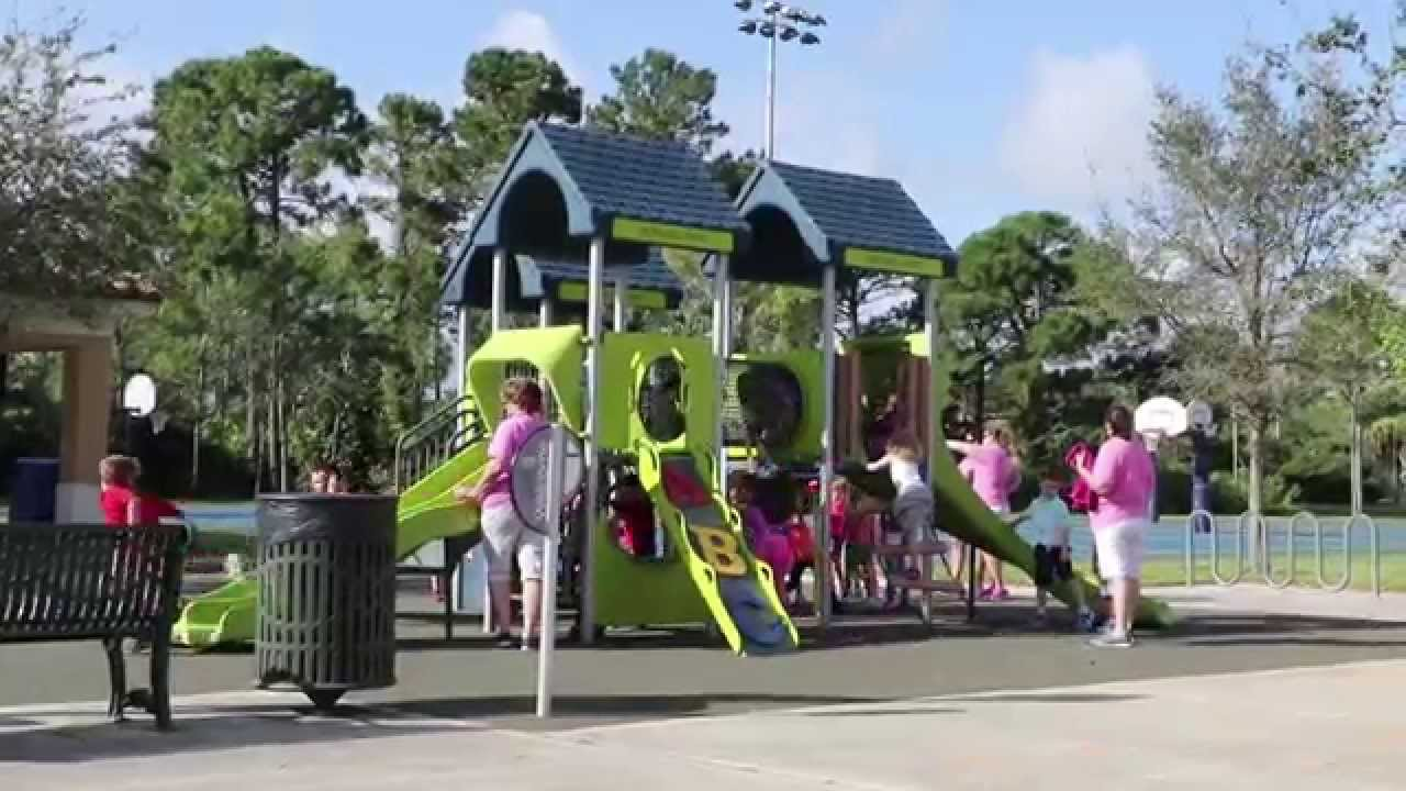 Mirasol Park   Palm Beach Gardens, FL   Visit A Playground   Landscape  Structures   YouTube