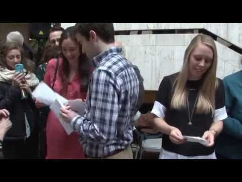 UConn School of Medicine Match Day 2015
