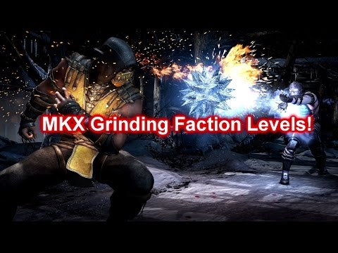Mortal Kombat X Guide: How to grind faction levels!