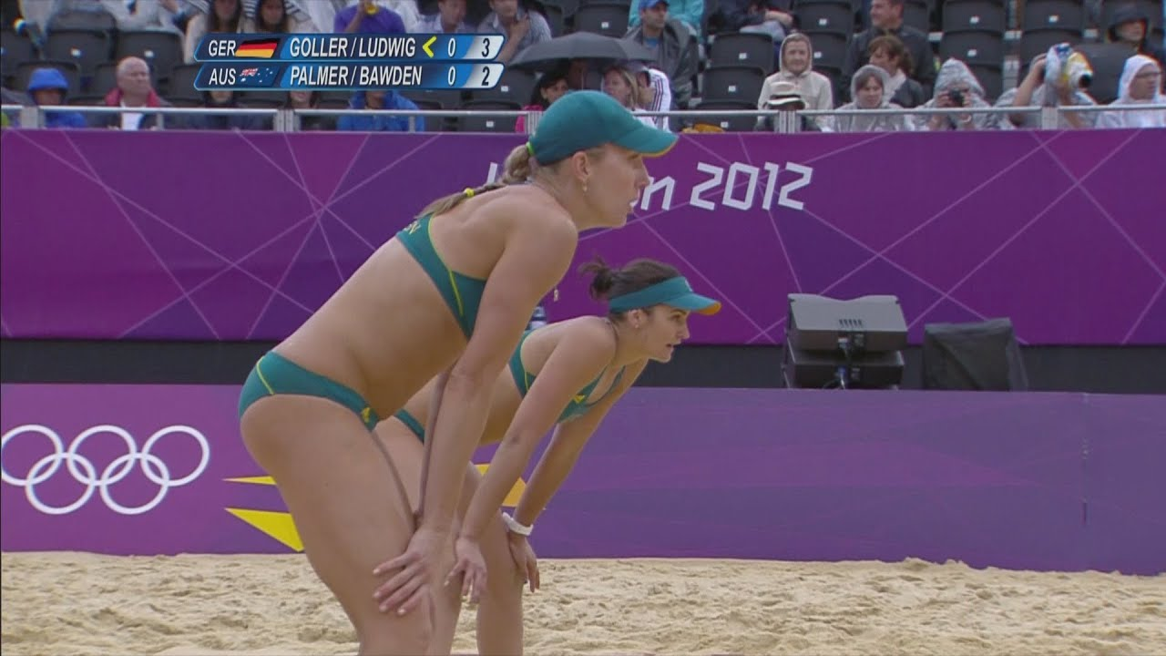 Download Women's Beach Volleyball Pool E - GER v AUS | London 2012 Olympics