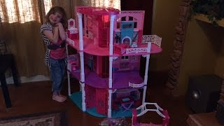 Daddy Duty - Building The Barbie Dreamhouse