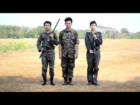 กิจกรรมพัฒนาผู้เรียน นักศึกษาวิชาทหาร