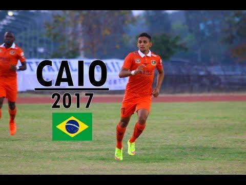 Caio Rodrigues ● CR11 ● Skills ● Kalasin FC ● 2017●