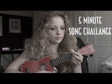 5 Minute Song Challenge