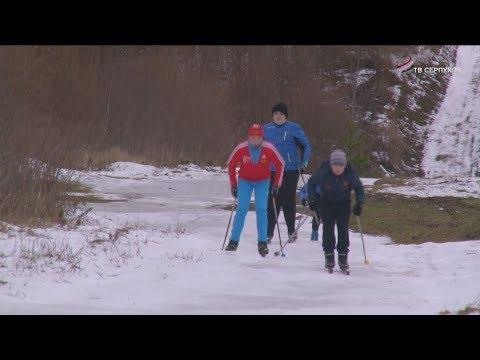 Победитель этапа кубка Московской области по лыжным гонкам вернулся в Серпухов
