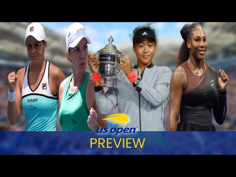 US Open 2019 Womens Preview | Draw Analysis & Predictions