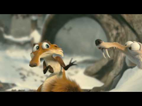 Ice Age: Dawn of the Dinosaurs trailer