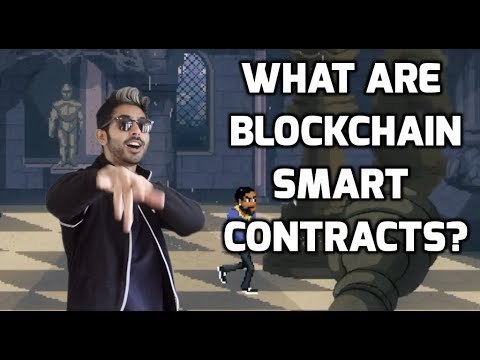 What are Blockchain Smart Contracts?