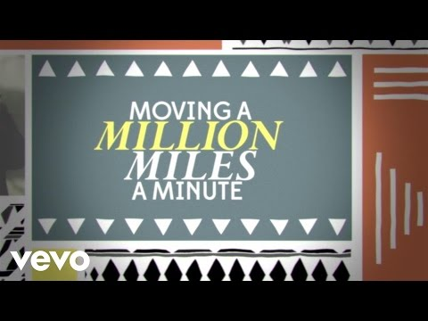 Allen Stone - Million (Lyric Video)