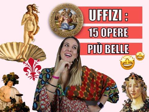 UFFIZI: scopri le 15 OPERE PIU' BELLE e IMPERDIBILI!!!!