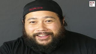 The Walking Dead Cooper Andrews On Funny Jerry Moments