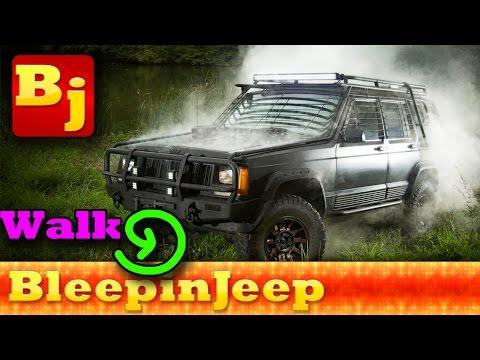 Doomsday Prepper Zombie Jeep Final Walkaround