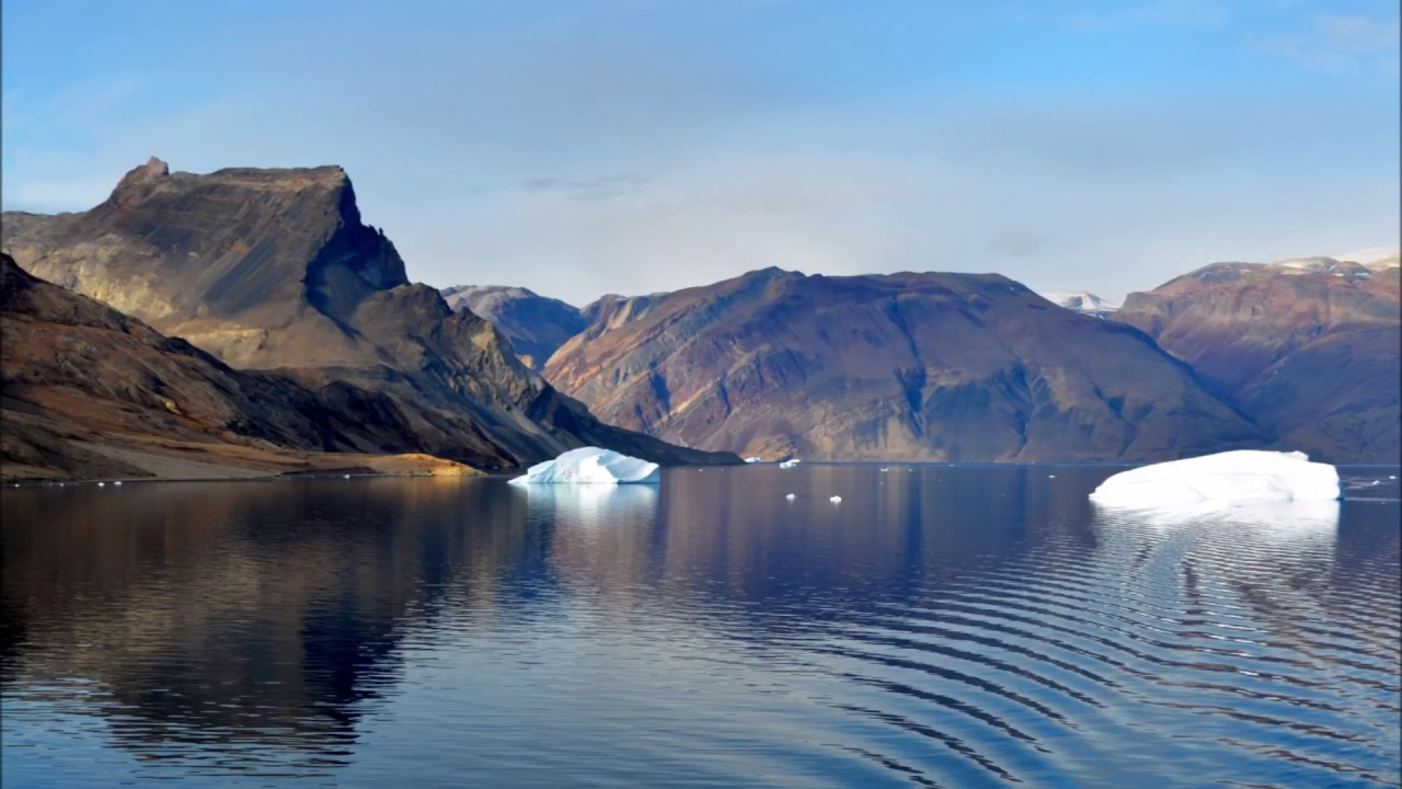 One of the most silent places on earth - North East Greenland Nationalpark  - YouTube
