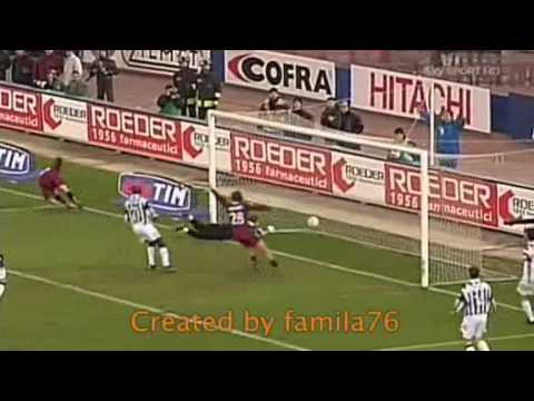 Serie A 2001-2002, day 24 Torino - Juventus 2-2 (Trezeguet, Ferrante, Cauet, Maresca)
