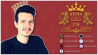Arena Kings Blitz S2 E1 une première en 5 minutes