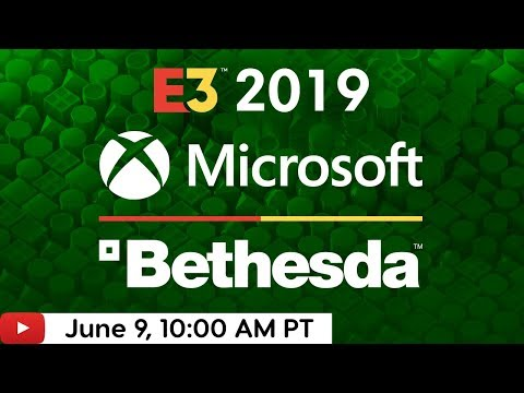 Microsoft Xbox & Bethesda E3 2019 Press Conferences + More! - IGN Live