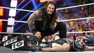 Ridiculously fast Survivor Series eliminations: WWE Top 10, Nov. 17, 2018