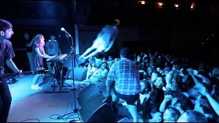 Tigers Jaw - I Saw Water (Live at the Sinclair, Boston)