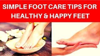 Foot Care Tips  அழகான பாதம் பெற Easy Tips