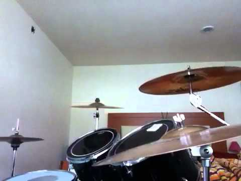 Hoobastank Out Of Control Drum Cover By Kure