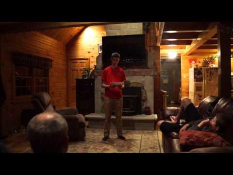 Brian Lynch Persuasive Speech