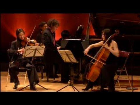 Sayaka Shoji, Tatjana Vassiljeva, Jean-Frédéric Neuburger - Schubert: Piano Trio No.2, Op.100, D.929