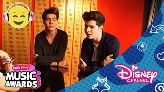 Video RDMA: Gemeliers canta junto a Pepper3 | Disney Channel Oficial download MP3, 3GP, MP4, WEBM, AVI, FLV November 2017