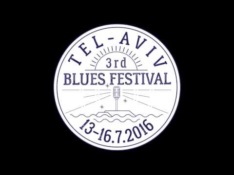 Musicians from the Tel Aviv Blues Fest #3 at William's Blues radio show