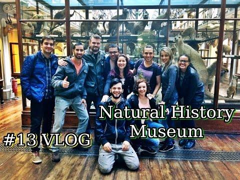 IRELAND Natural Museum - Belíssimo Museu - #13 VLOG
