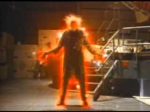 Howard The Duck-Laser fight.WMV