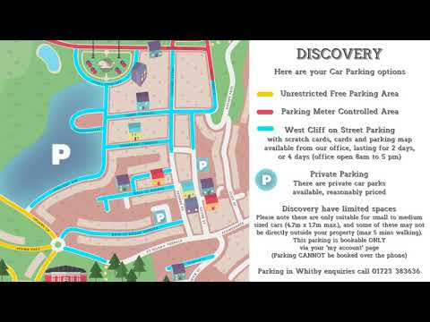 Discovery Accommodation, Whitby Car Parking