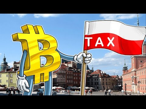 Poland's INSANE Cryptocurrency Tax Law! (100% or MORE OWED!)