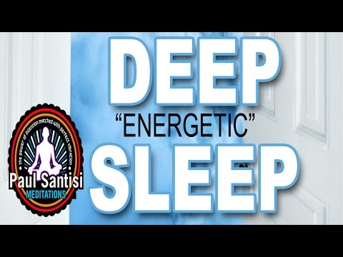 3D Sound DEEP SLEEP Cell Rejuvenation Vivid Dreams Energetic Rest Brainwaves GREAT Paul Santisi