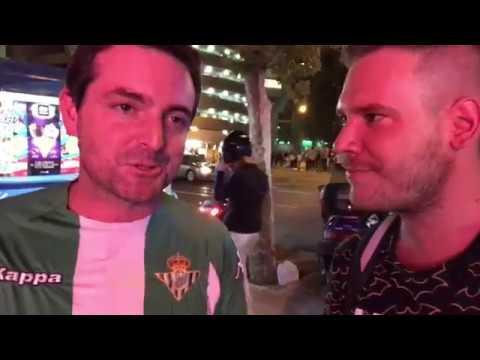 VOY POR PRIMERA VEZ AL BERNABÉU: REAL MADRID 0-1 BETIS | VIDEOREACCIÓN