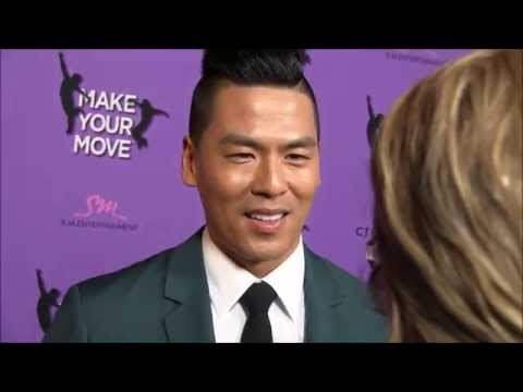 YAH Chats with Rich Ting Oku at the LA Premiere of  Make Your Move