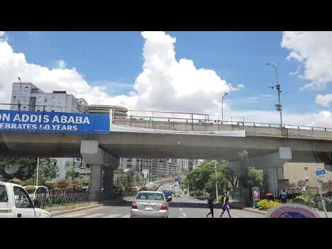 26. April 2020, Today Weather information Addis Ababa in Ethiopia street view, 에티오피아 아디스아바바 날씨