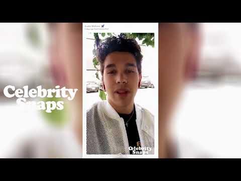 Austin Mahone Snapchat Stories | November 2017 Full |