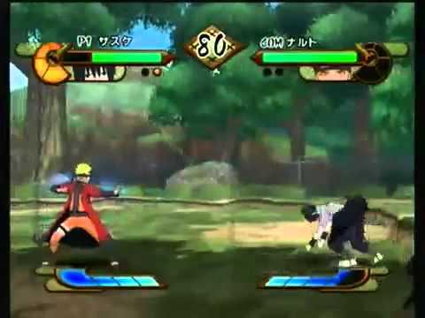 naruto shippuden gekitou ninja taisen special wii 2012