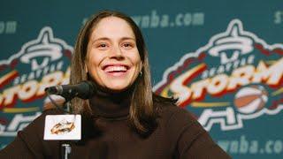 FBF: Sue Bird Picked #1 Overall In The 2002 WNBA Draft