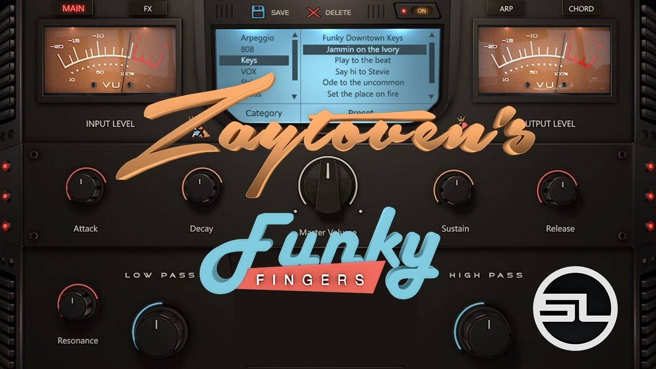 funky fingers torrent