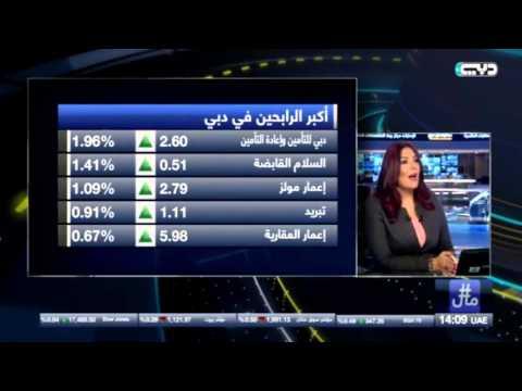 ICM Capital Wael Hammad, Business Development Manager on Dubai TV